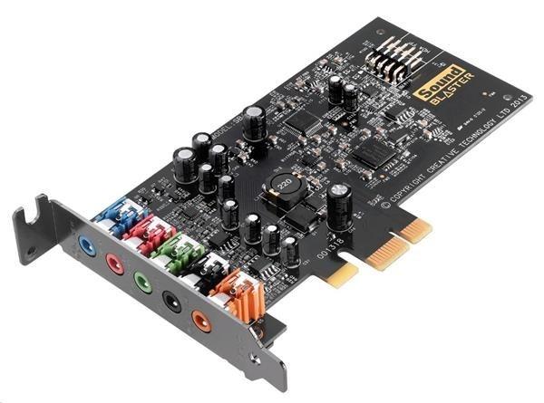Creative Sound Blaster AUDIGY FX - int. zvuková karta