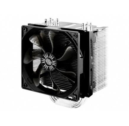 chladič Cooler Master Hyper 412S ,skt. 2011/1150/1155/1156/1366/775/AM2/AM3/FM1.silent 900-1300rpm