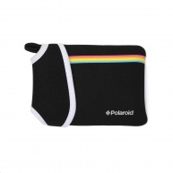 Polaroid Zip Neoprene Pouch Black