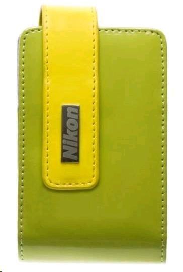 NIKON CS-S34 pouzdro (vertical) - žluté