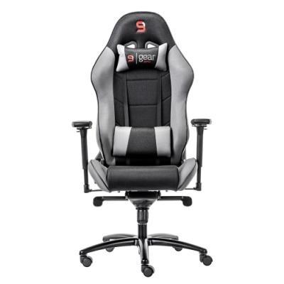 SPC Gear SR500 GY herní židle šedá - textilní