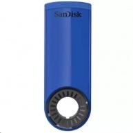 SanDisk Flash Disk 16GB Cruzer Dial, USB 2.0, modrá