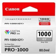 Canon BJ CARTRIDGE PFI-1000 GY (Grey Ink Tank)
