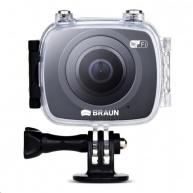 Braun CHAMPION 360 - akční kamera + Virtuální 3D brýle B-VR PRO