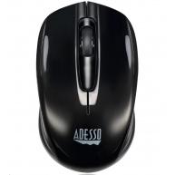 ADESSO myš iMouse S50 Mini, bezdrátová, optická, černá