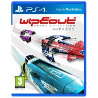 SONY PS4 hra WipEout Omega Collection