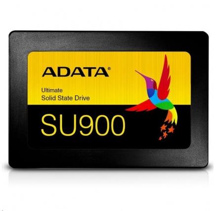 "ADATA SSD 128GB Ultimate SU900 2,5"" SATA III 6Gb/s (R:560, W:525MB/s) 7mm (5 letá záruka)"
