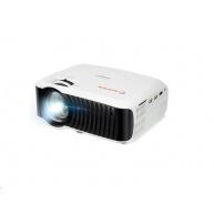 AOpen QH10 LED, 720p (1280 x 720), max. 1080p (1920 x 1080) , 200 ANSI, 1000:1, HDMI, 2x2W, 1.2 Kg, 32dB, USB WiFi