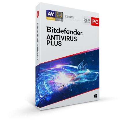 Bitdefender Antivirus Plus - 1PC na 6 měsíců