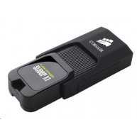 CORSAIR Flash Disk 16GB Voyager Slider X1, USB 3.0, černá
