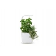 TREGREN T3 Kitchen Garden, chytrý květináč, bílý