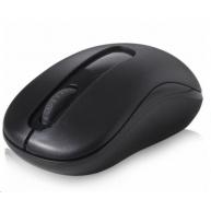 RAPOO myš M10 USB, optická, bezdrátová, 2.4G, černá