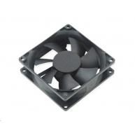 AKASA Ventilátor DFS922512LA1, 92 x 25mm, kluzné ložisko
