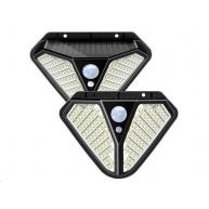 Viking venkovní solární LED světlo Z102 s pohybovým senzorem