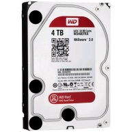 WD RED NAS WD40EFRX 4TB SATAIII/600 64MB cache