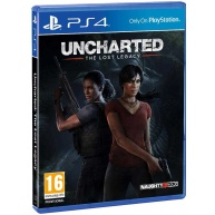 SONY PS4 hra Uncharted - The Lost Legacy