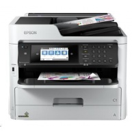 EPSON tiskárna ink WorkForce Pro WF-C5710DWF, 4v1, A4, 34ppm, Ethernet, WiFi (Direct), Duplex, NFC