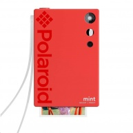 Polaroid Mint Camera Red