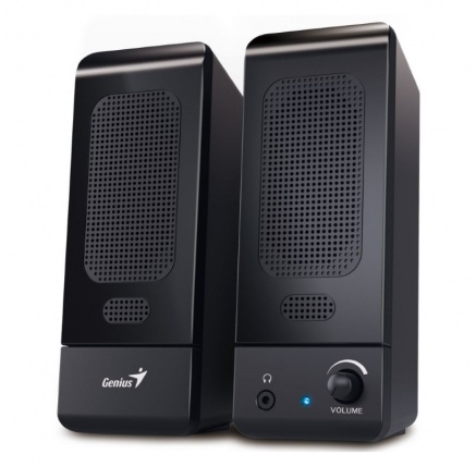 GENIUS repro SP-U120, přenosné repro, USB napájení, černé