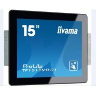 Iiyama dotykový monitor ProLite TF1515MC-B1, 38.1 cm (15''), 10 TP, black
