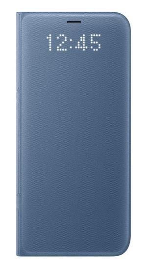 Samsung LED View pouzdro EF-NG950PLE pro Samsung Galaxy S8 (G950), modrá