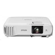 EPSON projektor EB-108 1024x768, XGA, 3700ANSI, USB, HDMI, VGA, LAN,12000h ECO životnost lampy, 3 ROKY ZÁRUKA