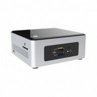 INTEL NUC 5CPYH, 4K Support via HDMI, Intel HD Graphics, SATA3 for 2.5-Inch HDD/SSD