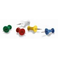 Připínáčky Magnetoplan mix barev (200ks)