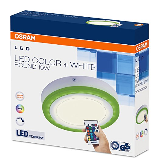 Osram LED Color + White